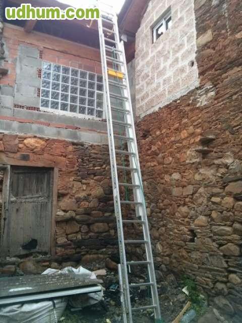 Se vende escalera macc de 8 metros for Escaleras 8 metros precio