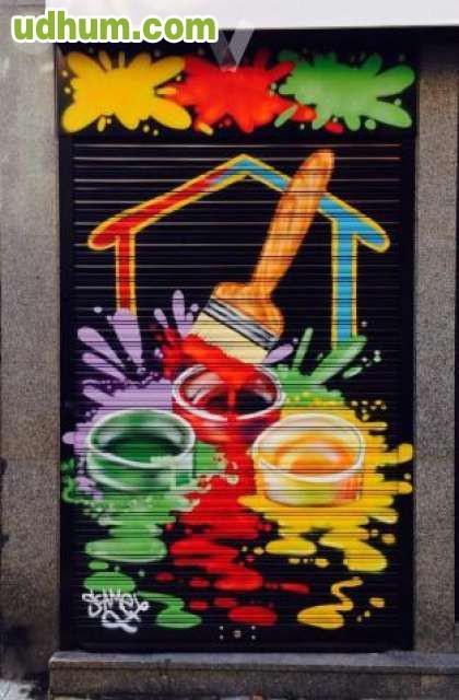 Graffitis madrid dise adores gr ficos - Disenadores en madrid ...