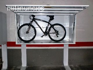 guardar bicis exterior armario guarda bicicletas
