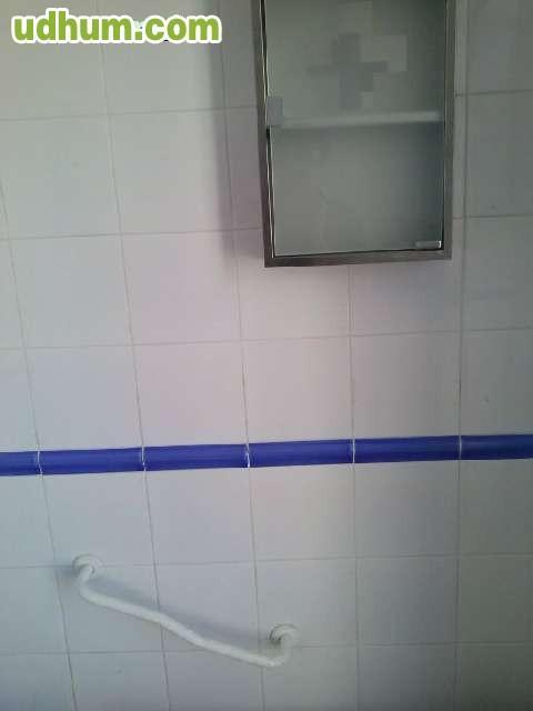 Baño Adaptado Minusvalidos Normativa:BAÑOS ADAPTADOS A MINUSVALIDOS