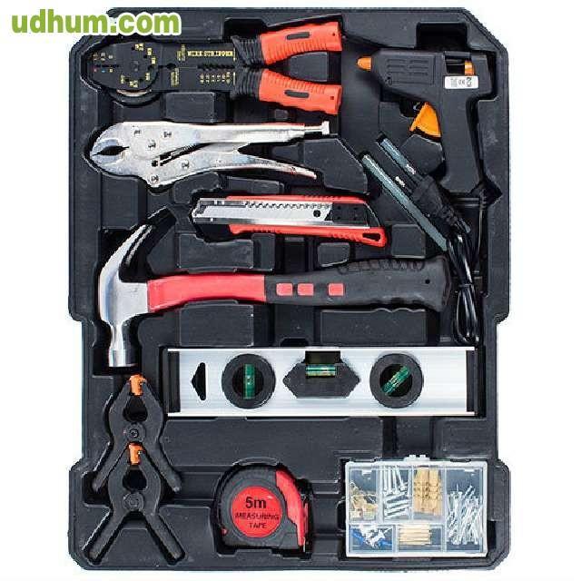Caja de herramienta186 llaves con ruedas - Caja herramientas con ruedas ...