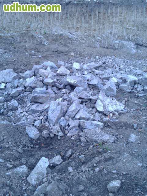 Piedra granito muros for Granito en piedra
