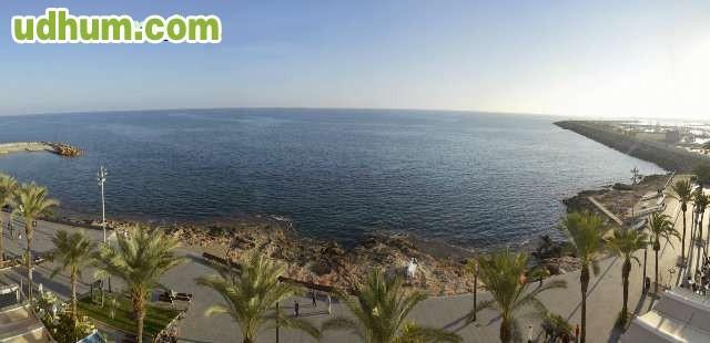 Playa cura 1 linea paseo juan aparicio 4 - Inmobiliaria levante torrevieja ...