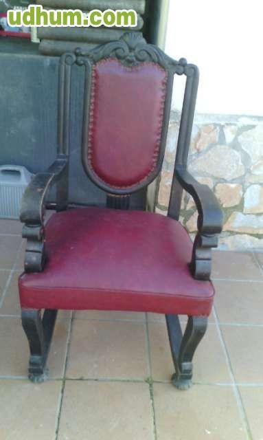 Vendo sillas y sillones antiguos - Sillas y sillones clasicos ...
