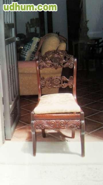 antig edades muebles herencia familiar