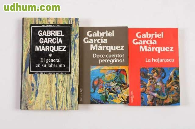 Lote libros de gabriel garc a m rquez for Cuentos de gabriel garcia marquez