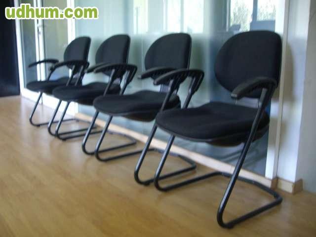 4 sillones para despacho for Sillones para despachos