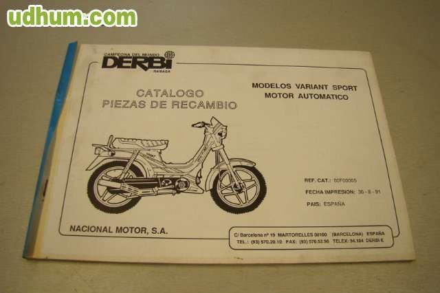 Catalogo piezas de recambioderbi variant for Piezas de fontaneria catalogo
