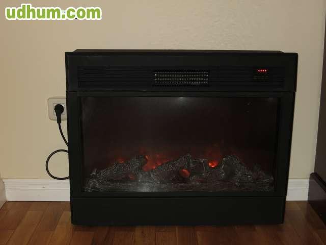 Estufa de aire imitacion fuego chimenea - Fuego falso para chimenea ...