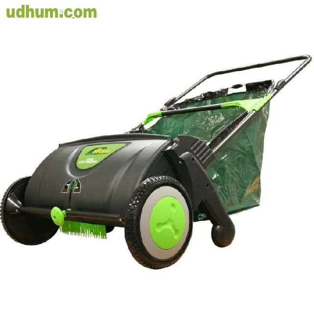 Maquina recoge hojas para jardin - Maquinas de jardin ...