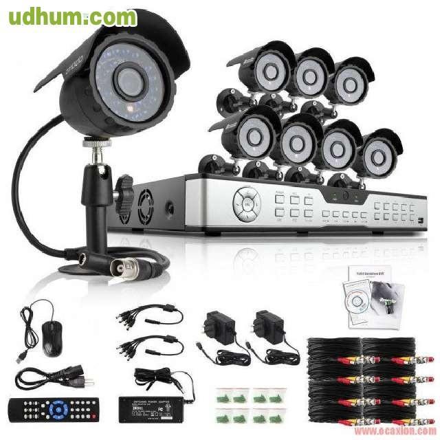 Camaras de seguridad videovigilancia cctv - Camaras de videovigilancia ...