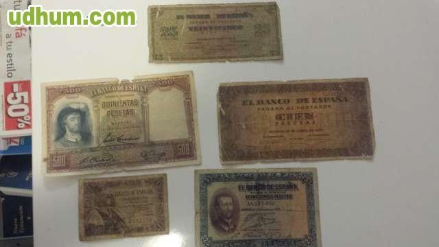 Billetes de pesetas y guerra civil - Billetes muy baratos ...