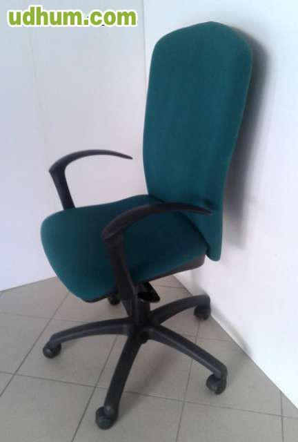 Silla de oficina de segunda mano madrid 1 for Mobiliario de oficina segunda mano madrid