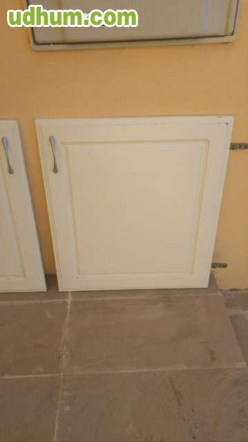 Puertas de cocina 6 for Puertas semi macizas blancas