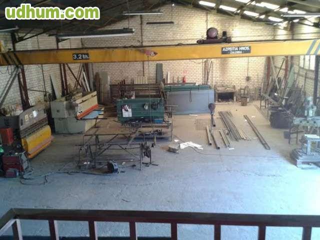 Venta taller hierro y aluminio - Hierro y aluminio ...