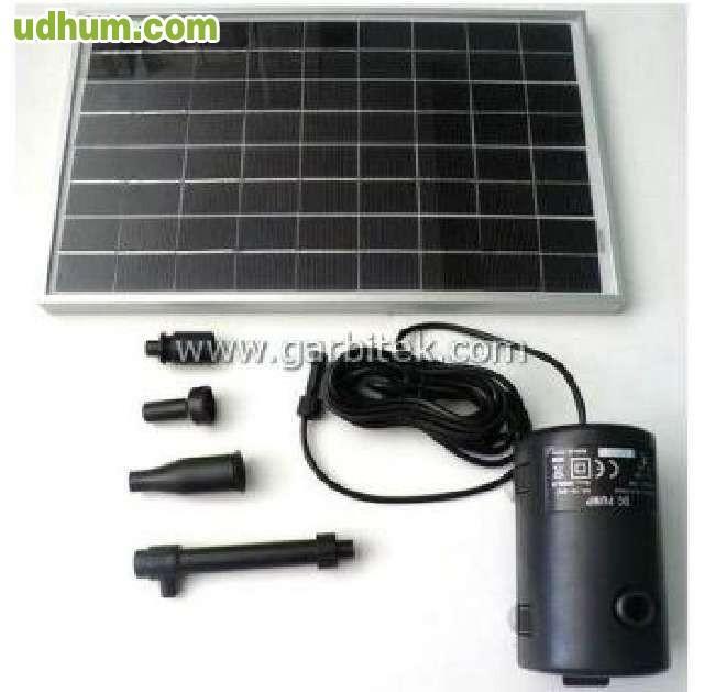 Vendo fuentes y bombas solares - Fuentes solares para jardin ...