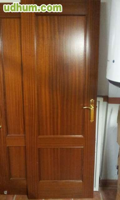 Puertas interior sapelly for Puertas acristaladas interior
