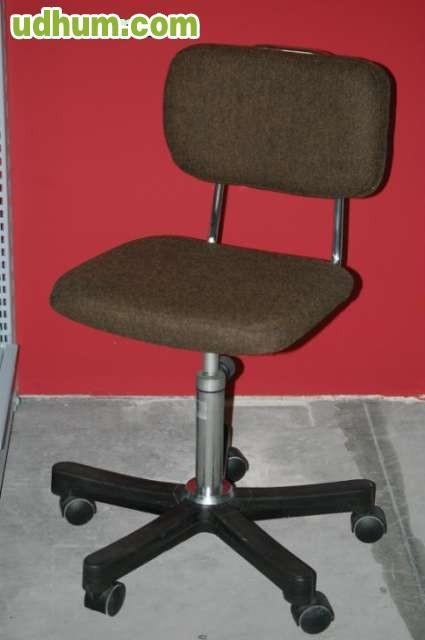 Sillas oficina economicas tapizadas for Sillas oficina economicas
