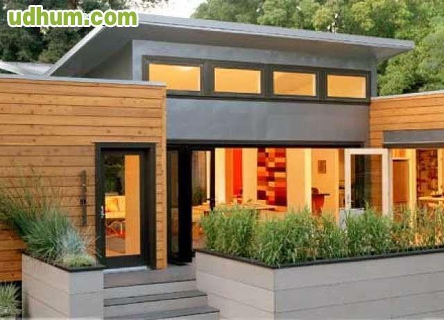 Construcci n de casa modular econ mica Construccion de piscinas economicas
