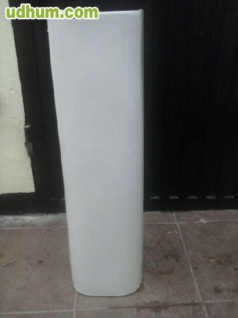 Oferta lavabo con pedestal y llave 1 for Oferta lavabos