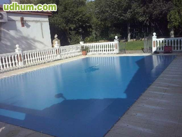 Lona cubre piscina a medida - Lonas para piscinas a medida ...