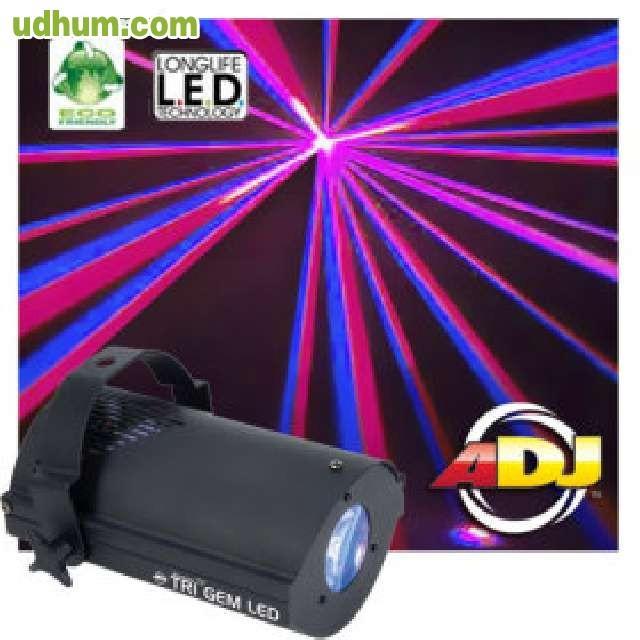 American dj efecto iluminaci n led nuevo - Iluminacion led malaga ...