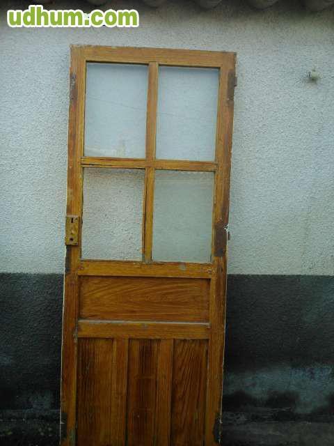 2 puertas antiguas de madera - Puertas viejas de madera ...