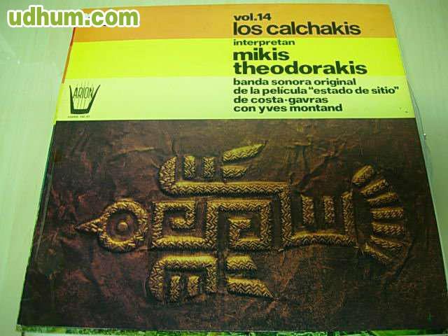Los Calchakis - Misterio De Los Andes. Vol. 7