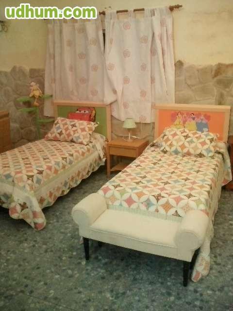 Estructuras de camas juveniles - Estructuras de camas ...