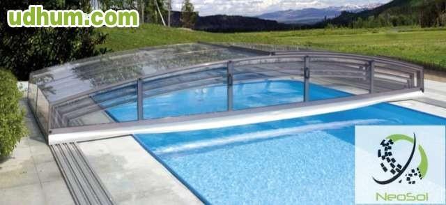 Cerramientos de piscinas Piscinas moviles precios