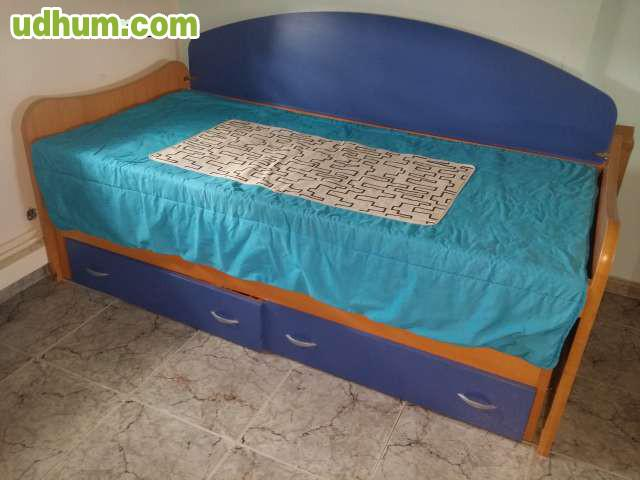 Vendo cama nido completa for Cama nido completa