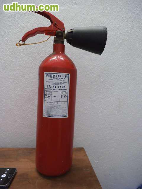 Extintor para la casa o local - Extintor para casa ...