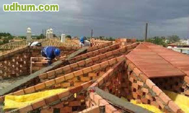 Tejados fachadas e impermeabilizaciones for Tejados galicia