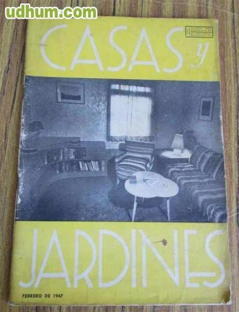 Revista casas y jardines febrero 1947 for Casa y jardin revista pdf