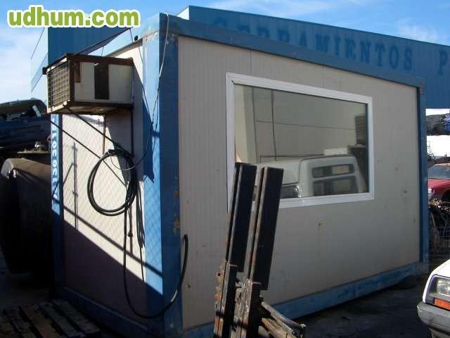 Oficina prefabricada for Oficina prefabricada