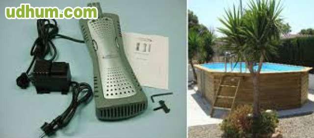 Clorador salino para piscinas 2 for Clorador salino piscinas gre