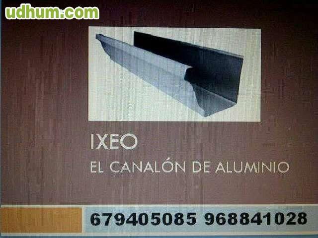 Canalones de aluminio 1 - Canalones murcia ...