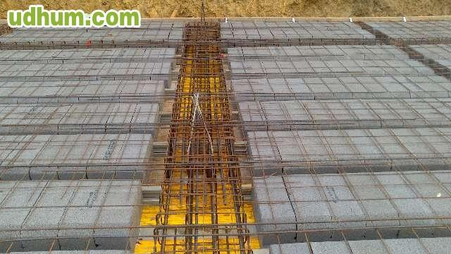 Encofrados y estructuras for Empresas de pavimentos de hormigon
