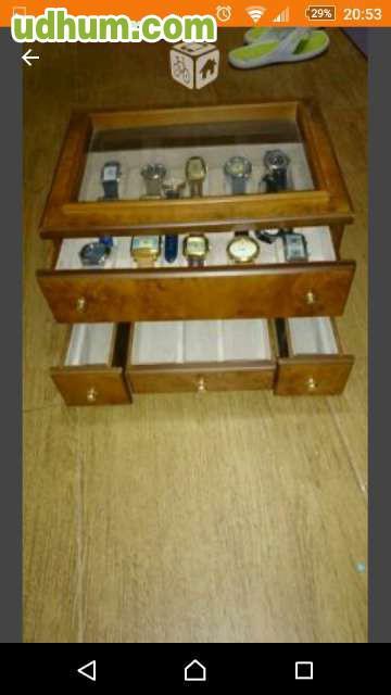 Relojes galeria del coleccionista for Galeria del coleccionista vajillas