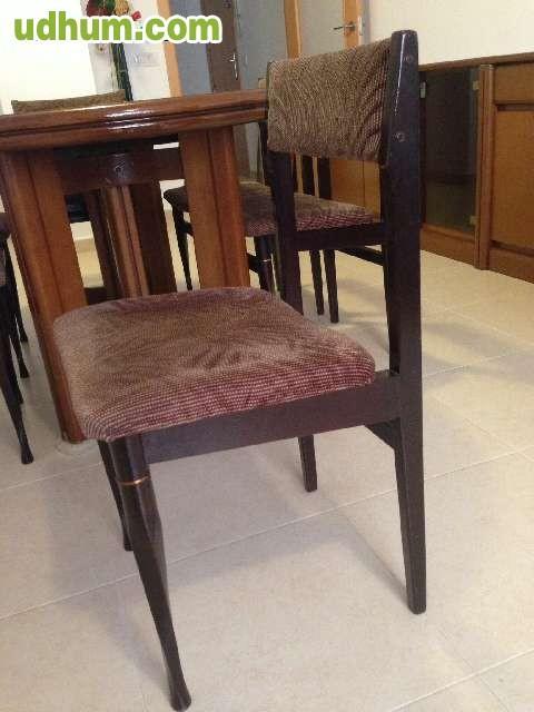 Vendo sillas de comedor como nuevas for Sillas comedor nuevas