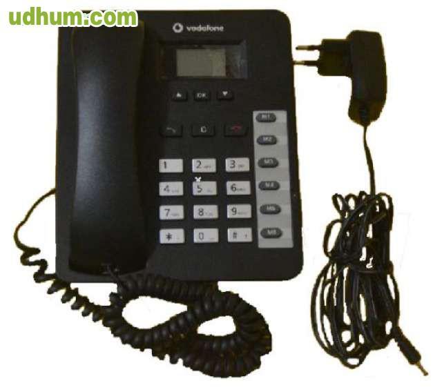 Tel fono movil aspecto fijo neo 1000 for Telefono oficina vodafone