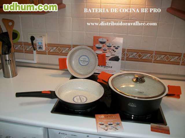 Cocina f cil en albacete y su zona for Bateria de cocina alemana