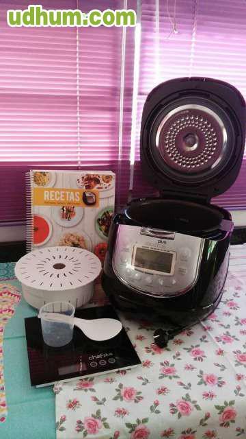 Robot de cocina chef plus induction 3 - Robot de cocina chef plus ...