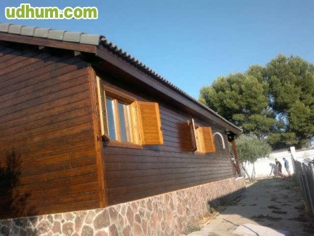 Casas caba as de madera en pontevedra - Casas prefabricadas en pontevedra ...