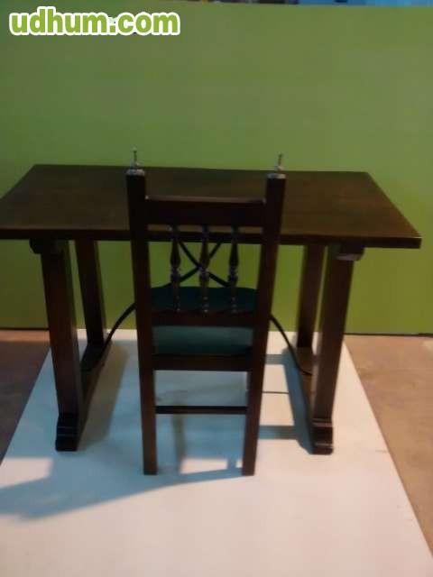 Mesa de despacho clasica 1 - Mesa despacho clasica ...
