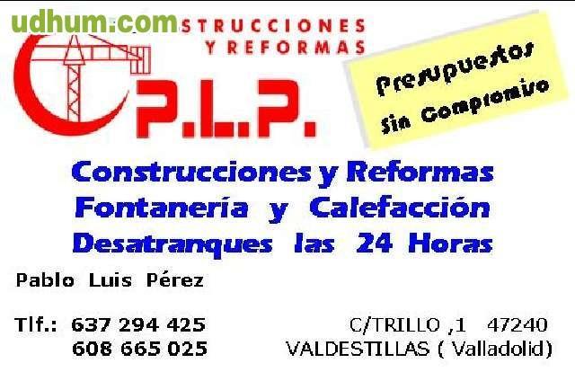 Construcciones y reformas 128 - Construcciones y reformas ...