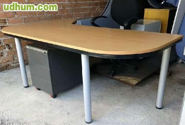 Mesa de oficina segunda mano madrid - Mesas segunda mano madrid ...
