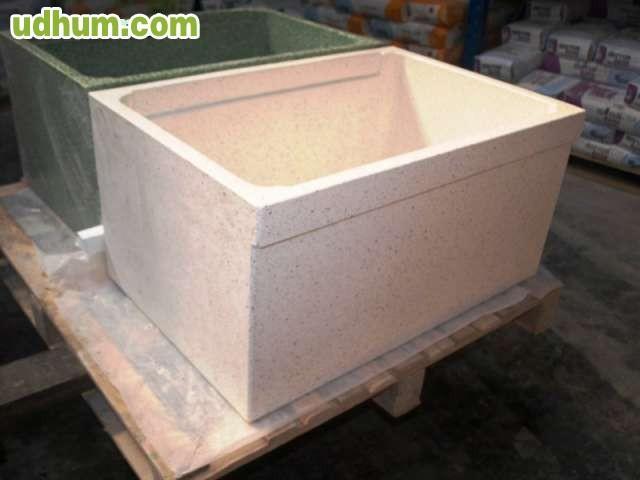 Fregaderos de granito hechos a mano - Fregadero de granito ...