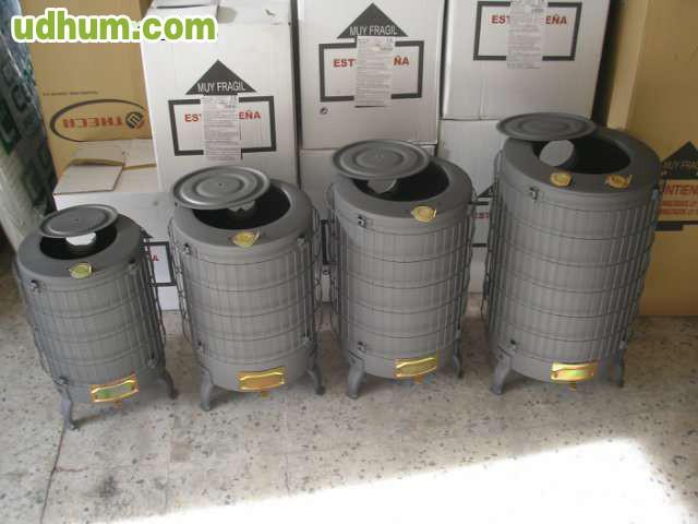Vendo estufas de le a nuevas for Estufas a lena baratas