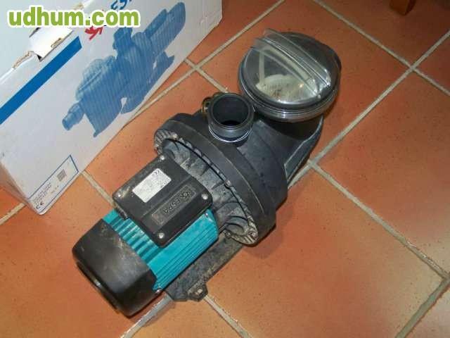 Motor de piscina 1 for Motor piscina 0 5 cv